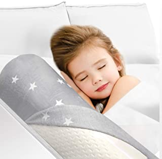 comprar comparacion HBselect Espuma Barandilla Cama Seguridad Bebe Niño,Barrera Cama Suave y Portátil Barandilla Protección De Cama Para Bebe ...