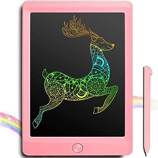 JOEAIS Tablette d'écriture LCD Coloré 8.5 Pouces d'écriture électronique Planche à Dessin numérique Tablette Graphique de ...