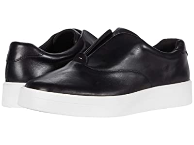 Clarks Hero Step (Black Leather) Women