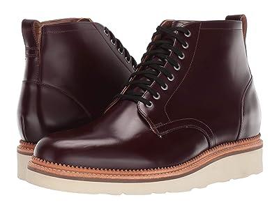 Bostonian Berkshire Top (Burgundy Leather) Men