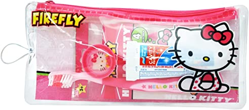 Firefly Toothbrush & Toothpaste Travel Kit - Hello Kitty