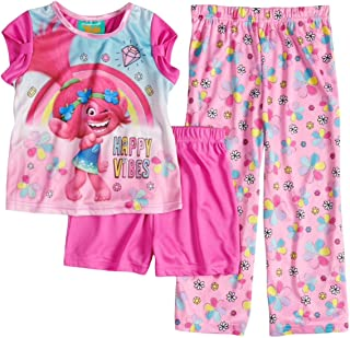 ecbda12f6 Amazon.com: Trolls - Sleepwear & Robes / Clothing: Clothing, Shoes ...