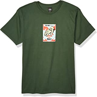 Obey Mark Of Short Sleeve T-Shirt