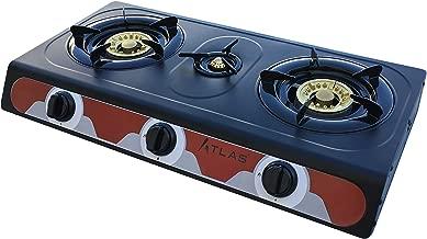 Tecatel – Cocina de gas uso exterior serie ATLAS GE03