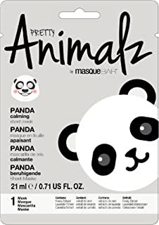 Pretty Animalz Panda Calming Sheet Mask 21ml