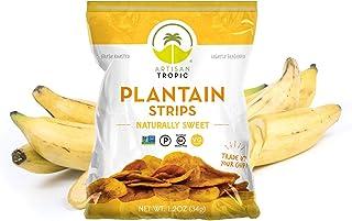 Plantain Chips - Vegan Snacks - Healthy Snacks - Paleo Snacks - Gluten Free Snacks - Whole 30 Approved Foods - Banana Chip...