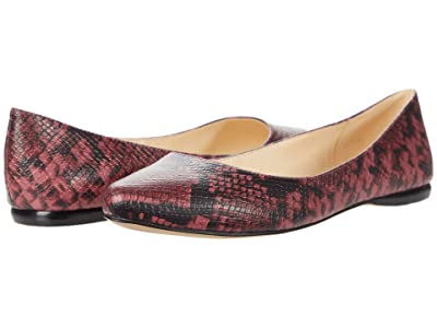 Nine West SpeakUp Flat (Red 1) Women