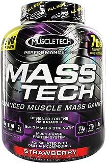 Muscle Tech Mass Tech Perform 7lb Strawberry
