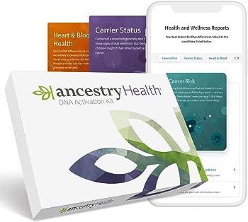 AncestryHealth Core Health + Genetic Ethnicity Test
