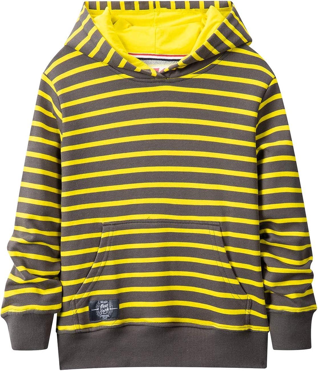 WIYOSHY Boys' Hoodie, Soft Cotton Hooded Pullover Sweatshirts
