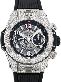 ウブロ HUBLOT ビッグバン ウニコ チタニウム パヴェ 411.NX.1170.RX.1704 新品 腕時計 メンズ (W187329) [並行輸入品]