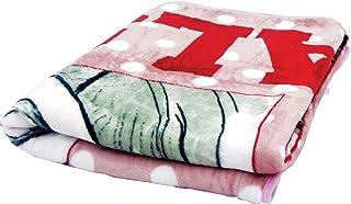 Disney Kids Flannel Blanket - Princess - 1 Kg (240 GSM) - Premium Blanket