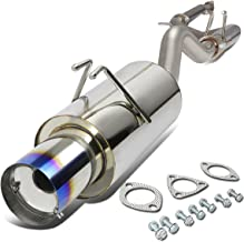 Best 07 civic si muffler Reviews
