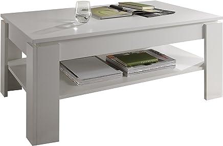 Dimensioni Tavolino Lack Ikea.Soggiorno Tavolino Da Salotto Con Piano In Vetro Graffiti Dekoglas