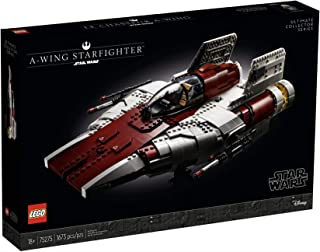 LEGO 75275 Star Wars: A-Wing Starfighter Create a Stunning Display with The Exclusive Ultimate Collector Series Version of...