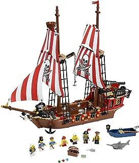 LEGO Pirates The Brick Bounty Pirate Ship 70413