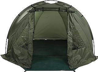 Ejoyous Fisketält vattentät, kupoltält 1–2 persontält för resor trekking camping lätt lektält trädgårdstält med 2 fönster,...