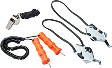 Celsius Ice Fishing ISK-1 Safety Kit Cleats/Grips/Whistle
