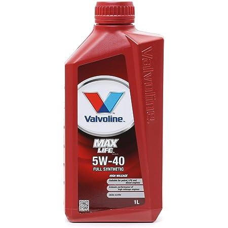 Valvoline Motoröl Motorenöl Motor Motoren Öl Motor Engine Oil Benzin Diesel Maxlife C3 5w 30 1l Auto