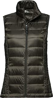 Women Packable Lightweight Down Vest Outdoor Puffer Vest
