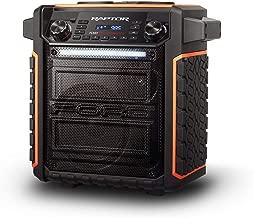 ION Audio Raptor | Ultra-Portable 100-watt Wireless Water-Resistant Speaker with 75-hour..