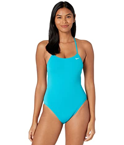 Nike Hydrastrong Lace-Up Tie Back One-Piece Women