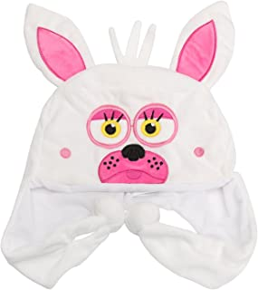 Granny's Best Deals (C) Five Nights at Freddy's Plush Funtime Mangle White Foxy Hat for Kids-Brand New!