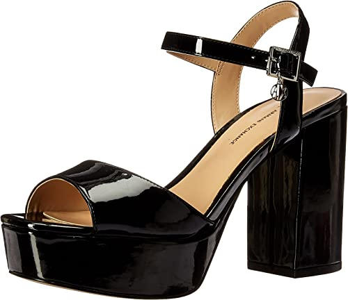 A X Armani Exchange Frauen Heeled Sandal Offener Zeh besonderer Anlass Riemchensandalen