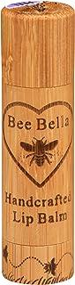 Bee Bella, Lip Balm Lavender Vanilla, 0.21 Ounce