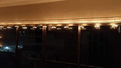 10 Units of Electronic Diya Toran Style Decoration Light for Festive Season & Diwali- Made in India. D-10
