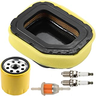 Butom LT1045 Air Filter Tune Up Kit for Cub Cadet LTX1046 LT1050 GT1554 I1046 LT1046 I1050 GTX 1054 LGTX 1054 SLT 1554 Tractor