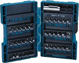 Makita B-28606 Zestaw Bitów S Niebieski, 37 Elementów