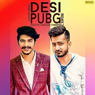 Desi Pubg Kasoote 2 (Remix) - Single
