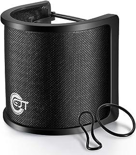 EJT Three Layers Pop Filter, Metal Mesh & Foam & Etamine...