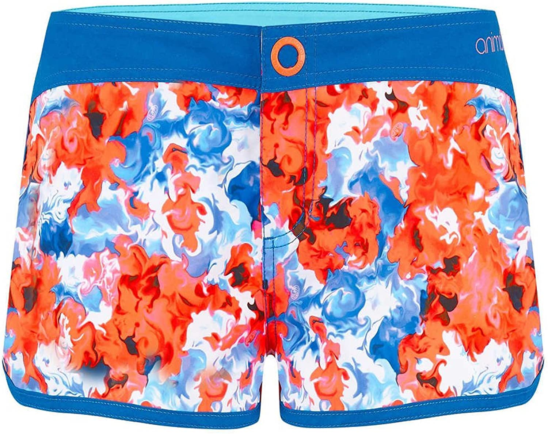 Animal Ladies Florianne Boardshorts  Neon orange