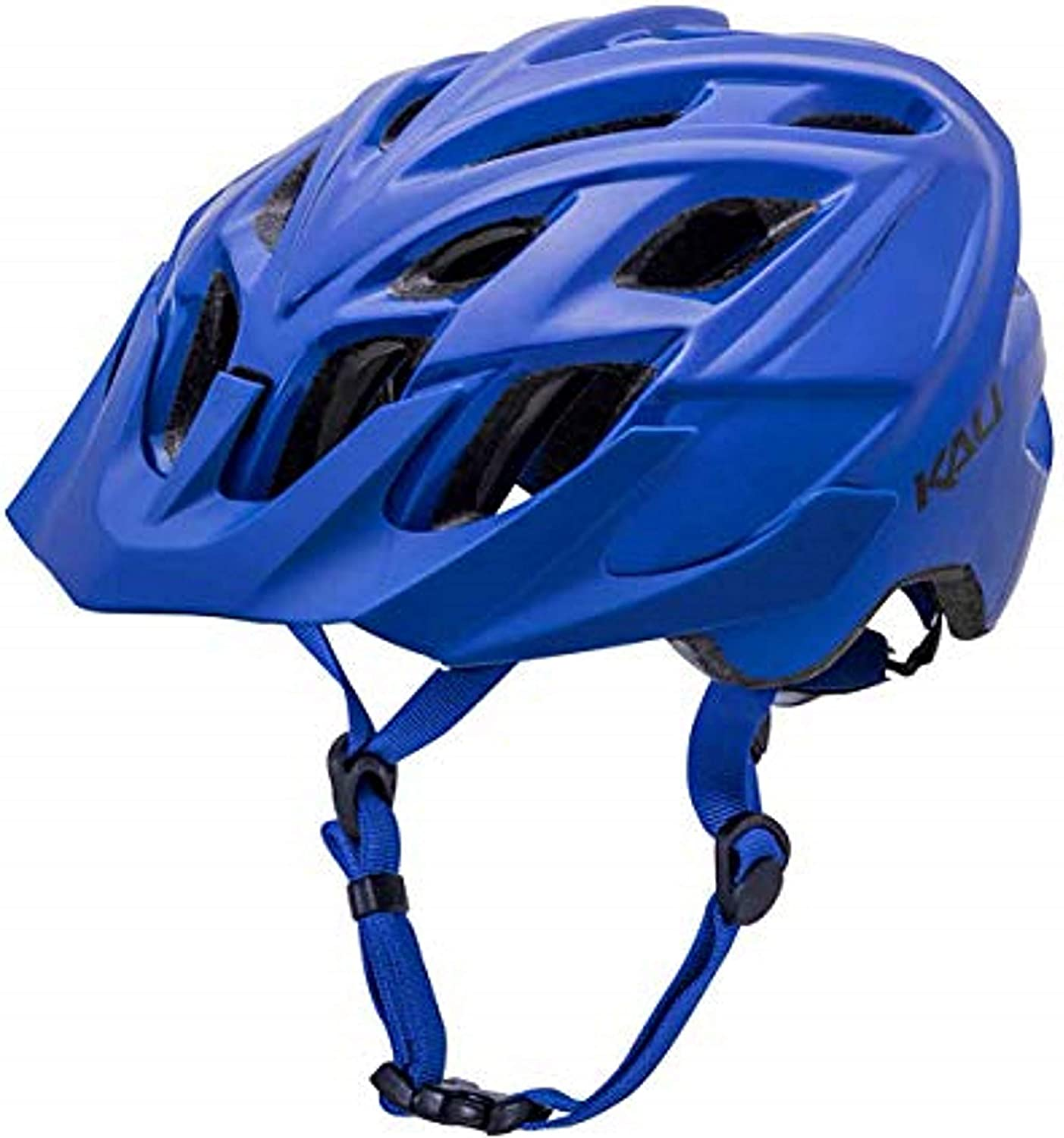 Kali Protectives Chakra Solo Half Helmet Size Cycling Blu Max 70% OFF Solid Sale price