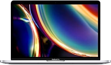 New Apple MacBook Pro (13-inch, 8GB RAM, 256GB SSD Storage, Magic Keyboard) - Silver (Renewed)
