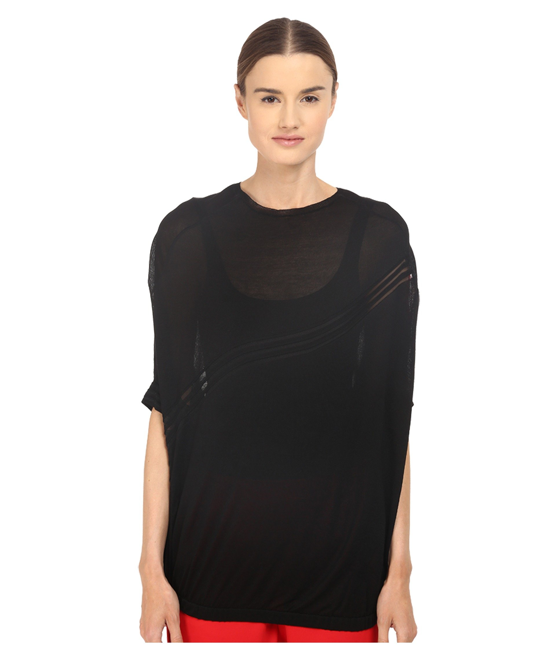 Blusa para Mujer adidas Y-3 by Yohji Yamamoto W Knit Top  + adidas en VeoyCompro.net
