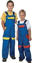 ARDON Niños Peto de Trabajo Ropa Pantalones Trabajo Pantalon Bob el Constructor Niño Ropa de Trabajo, Pantalones al jardín, 100% de algodón, Babero y Brace