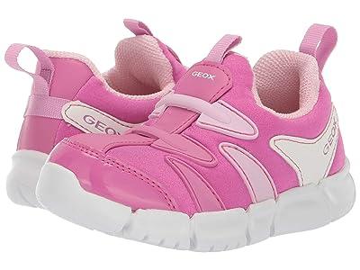 Geox Kids Flexyper Girl 1 (Toddler) (Fuchsia/Pink) Girl