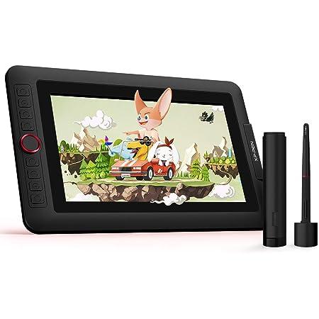 """XP-PEN Artist 12 Pro Tablette Graphique avec Ecran HD IPS 11.6"""" Stylet à 8192 Niveaux avec Inclinaison et 8 Touches de Raccourcis - Compatible avec Mac, Windows"""