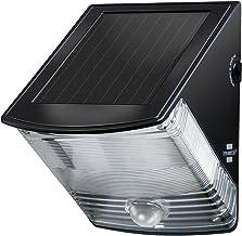 Brennenstuhl Led-Zonnelamp Met Bewegingsmelder, Buitenverlichting Met Geïntegreerd Zonnepaneel En Infrarood Bewegingssenso...