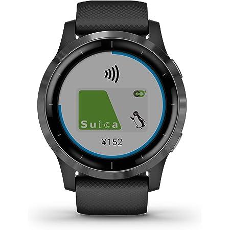 GARMIN(ガーミン) vivoactive4 GPSスマートウォッチ 最大5日間稼働 音楽再生機能 心拍 歩数 防水【日本正規品】
