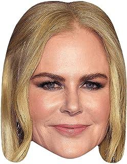 Nicole Kidman (Make Up) Celebrity Mask, Flat Card Face, Fancy Dress Mask
