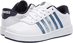 White/Blue Washed Denim