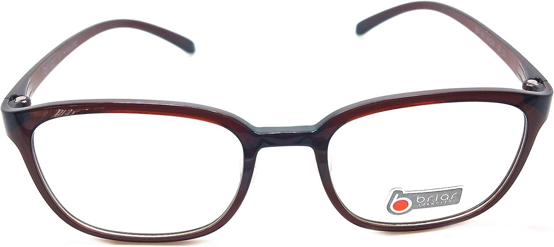 Brial Prescription Eye Glasses Frame Ultem Super Light, Flexible Br 304 C2