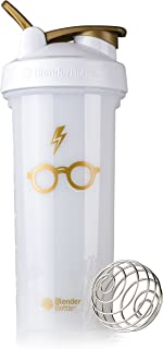 Blender Bottle C03320 Harry Potter Shaker Bottle, 28-Ounce, Bolt & Glasses