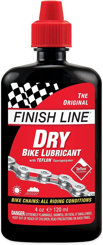 Finish Line Dry Ranking TOP12 Popular standard Bike Teflon with Lubricant