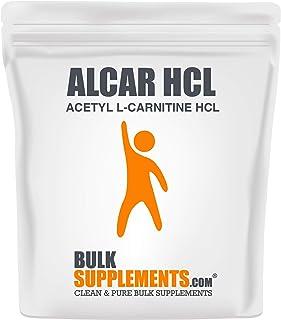 BulkSupplements.com ALCAR HCl (Acetyl L-Carnitine HCl) (100 Grams)