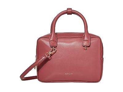 Matt & Nat Taha Loom (Rosewood) Handbags